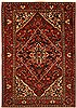Bakhtiar Red Hand Knotted 611 X 100  Area Rug 100-11090 Thumb 0