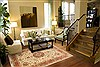 Tabriz Beige Hand Knotted 68 X 911  Area Rug 114-11131 Thumb 3