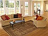 Jaipur Brown Hand Knotted 80 X 910  Area Rug 100-11137 Thumb 4