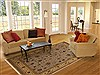 Jaipur Blue Hand Knotted 81 X 911  Area Rug 100-11147 Thumb 4