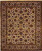 Kashan Yellow Hand Knotted 711 X 99  Area Rug 100-11153 Thumb 0