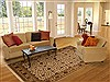 Jaipur Beige Hand Knotted 81 X 911  Area Rug 100-11155 Thumb 4