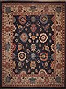 Tabriz Blue Hand Knotted 136 X 1711  Area Rug 100-11278 Thumb 0