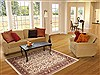 Qum Beige Hand Knotted 50 X 80  Area Rug 100-11333 Thumb 4