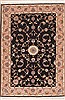 Tabriz Purple Hand Knotted 34 X 50  Area Rug 100-11340 Thumb 0