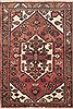 Baluch Red Hand Knotted 33 X 49  Area Rug 100-11428 Thumb 0