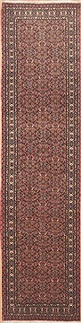 Persian Sarab Purple Runner 10 to 12 ft Wool Carpet 11463