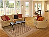 Gabbeh Beige Hand Knotted 42 X 60  Area Rug 100-11583 Thumb 5