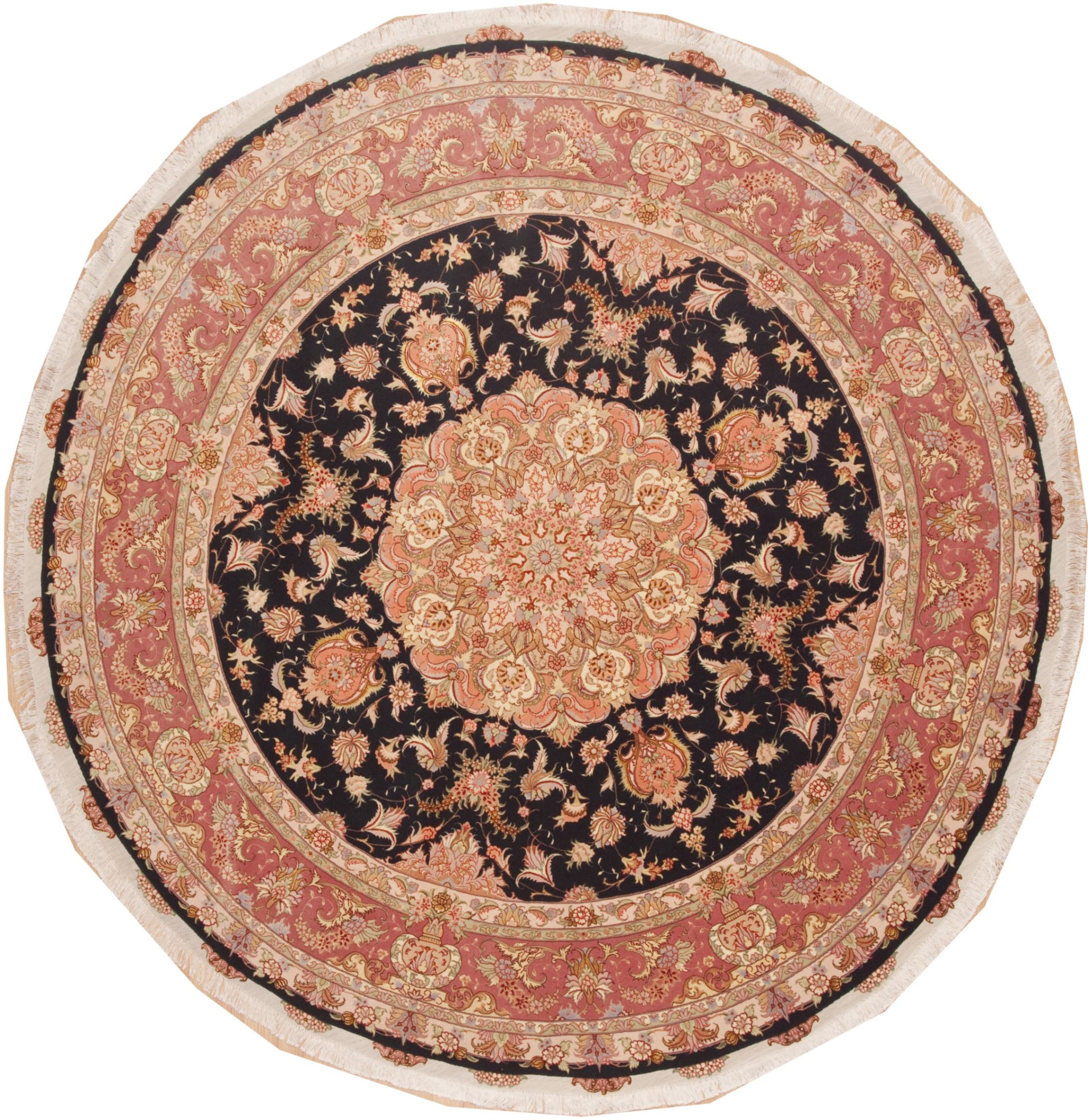 casual blue area modern shapes brown rugs geometric comfy echo round rug circles products