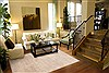 Modern Beige Hand Knotted 80 X 911  Area Rug 100-11721 Thumb 3