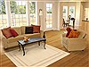 Gabbeh Beige Hand Knotted 40 X 511  Area Rug 100-11739 Thumb 5