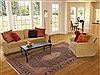 Ardebil Brown Hand Knotted 77 X 104  Area Rug 100-11796 Thumb 4