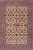 Yazd Red Hand Knotted 82 X 125  Area Rug 100-11809 Thumb 0