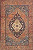 Kazak Red Hand Knotted 69 X 100  Area Rug 100-11813 Thumb 0