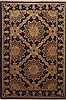 Indo-Tibetan Green Hand Knotted 60 X 90  Area Rug 100-11826 Thumb 0
