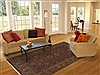 Jaipur Red Hand Knotted 60 X 90  Area Rug 100-11870 Thumb 4