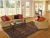 Jaipur Red Hand Knotted 60 X 90  Area Rug 100-11873 Thumb 4