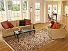 Jaipur Beige Hand Knotted 711 X 103  Area Rug 100-11896 Thumb 4