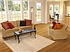 Gabbeh Beige Hand Knotted 55 X 79  Area Rug 100-11906 Thumb 4