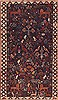 Abadeh Blue Runner Hand Knotted 43 X 811  Area Rug 100-11918 Thumb 0