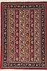 Qum Red Hand Knotted 28 X 311  Area Rug 100-11943 Thumb 0