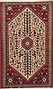 Abadeh Beige Hand Knotted 22 X 37  Area Rug 100-11956 Thumb 0