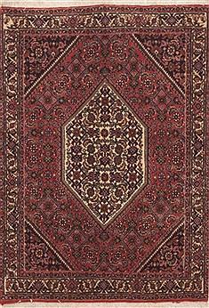 "Persian Bidjar  Wool Red Area Rug  (2'4"" x 3'5"") - 100 - 11958"