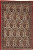 Qum Green Hand Knotted 26 X 39  Area Rug 100-11966 Thumb 0