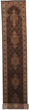 "Mahi Black Square Hand Knotted 15'10"" X 15'10""  Area Rug 254-112246"
