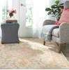 Nourison Jazmine Grey 53 X 75 Area Rug  805-113448 Thumb 6