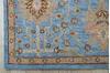 Nourison Jazmine Blue 53 X 75 Area Rug  805-113460 Thumb 1