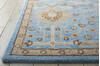 Nourison Jazmine Blue 53 X 75 Area Rug  805-113460 Thumb 5