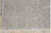 Nourison Malibu Shag Grey 53 X 73 Area Rug  805-114109 Thumb 1