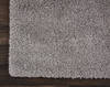 Nourison Malibu Shag Grey 710 X 910 Area Rug  805-114115 Thumb 1