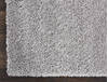 Nourison Malibu Shag Grey 910 X 132 Area Rug  805-114117 Thumb 1