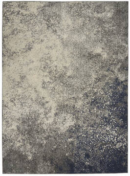 "Nourison Passion Grey 3'9"" X 5'9"" Area Rug  805-114461"
