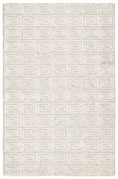 "Jaipur Living Capital White 9'0"" X 13'0"" Area Rug RUG138686 803-116378"