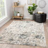 Jaipur Living Cirque White Runner 30 X 120 Area Rug RUG141872 803-116565 Thumb 4