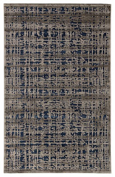 "Jaipur Living Fables Grey 5'0"" X 7'6"" Area Rug RUG128351 803-117238"