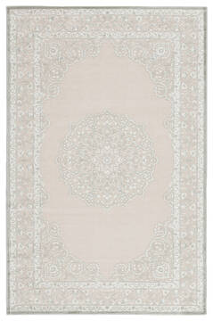 "Jaipur Living Fables Grey 5'0"" X 7'6"" Area Rug RUG128336 803-117264"