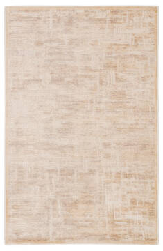 Jaipur Living Fables Beige Rectangle 9x12 ft Acrylic and Rayon and Polyester Carpet 117313