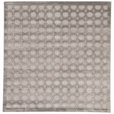 "Jaipur Living Fables Grey Square 6'0"" X 6'0"" Area Rug RUG134562 803-117385"
