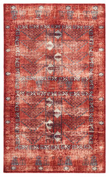 "Jaipur Living Gallant Red 10'0"" X 14'0"" Area Rug RUG141962 803-117581"