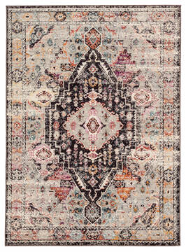 "Jaipur Living Indie Brown 5'3"" X 7'6"" Area Rug RUG142856 803-117690"