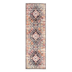 "Jaipur Living Indie Brown Runner 2'6"" X 8'0"" Area Rug RUG142857 803-117691"