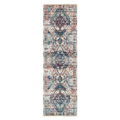 "Jaipur Living Indie Multicolor Runner 2'6"" X 8'0"" Area Rug RUG142869 803-117703"