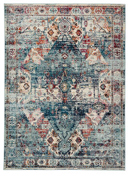 "Jaipur Living Indie Multicolor 4'0"" X 5'8"" Area Rug RUG142870 803-117704"