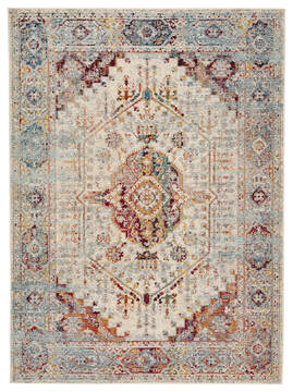 "Jaipur Living Indie Multicolor 5'3"" X 7'6"" Area Rug RUG142872 803-117710"
