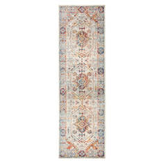 "Jaipur Living Indie Multicolor Runner 2'6"" X 8'0"" Area Rug RUG142873 803-117711"