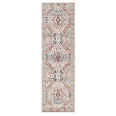 "Jaipur Living Indie Multicolor Runner 2'6"" X 8'0"" Area Rug RUG142861 803-117715"